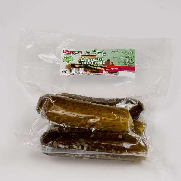 Огурцы соленые вакуумная упаковка